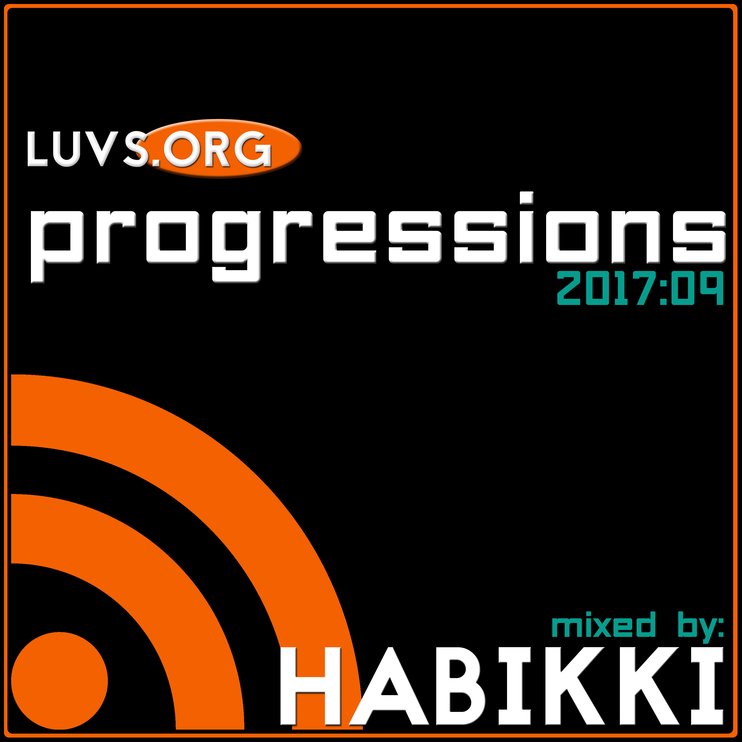 Luvs.org Sessions: [2017:09] Progressions